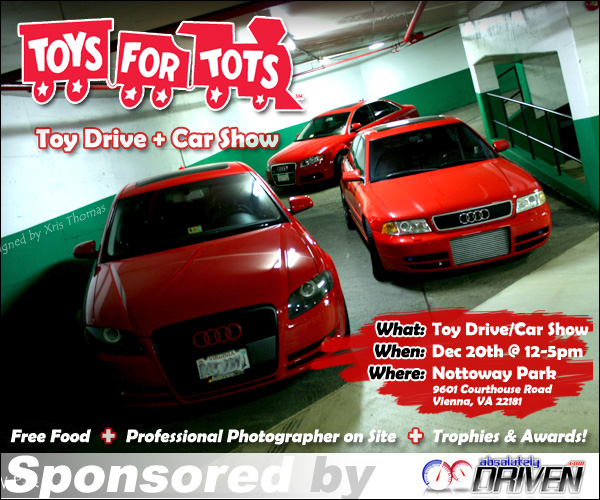 Toys For Tots Plaques : Life love cars